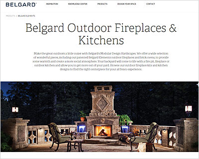 Belgard Outdoor Elements